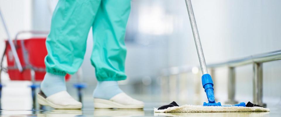 20 апреля – НПК «Организация уборки в медицинском учреждении. Инсорсинг или аутсорсинг?»