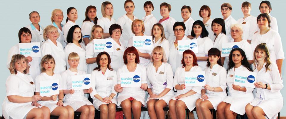 Медицинские сестры Омской области вступили в международный Найтингейл челлендж