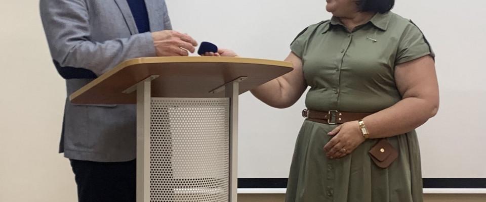 10.06.2021 года состоялась отчётно – выборная конференция Президента Ивановской Ассоциации медицинских сестер