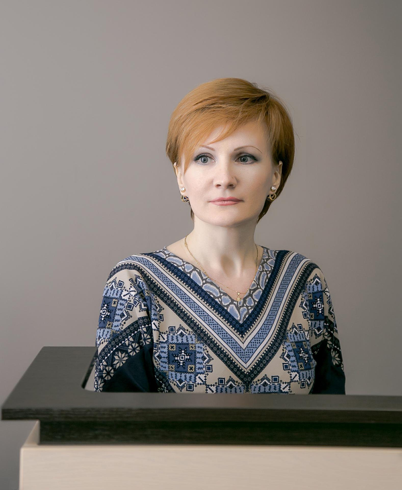 Ахмед Валентина Валерьевна