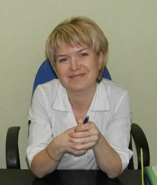 Катроша Елена Владимировна