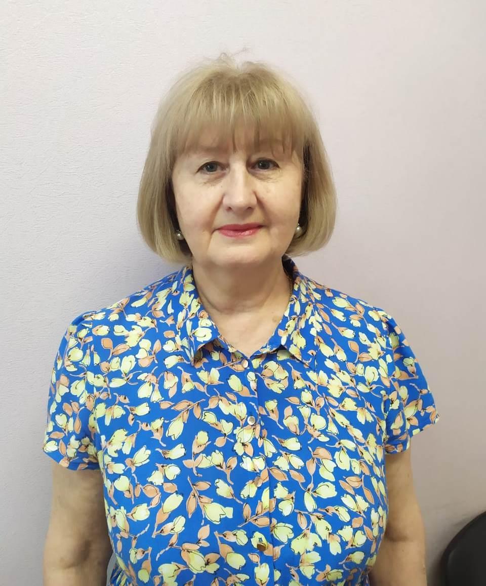 Нуждина Екатерина Николаевна