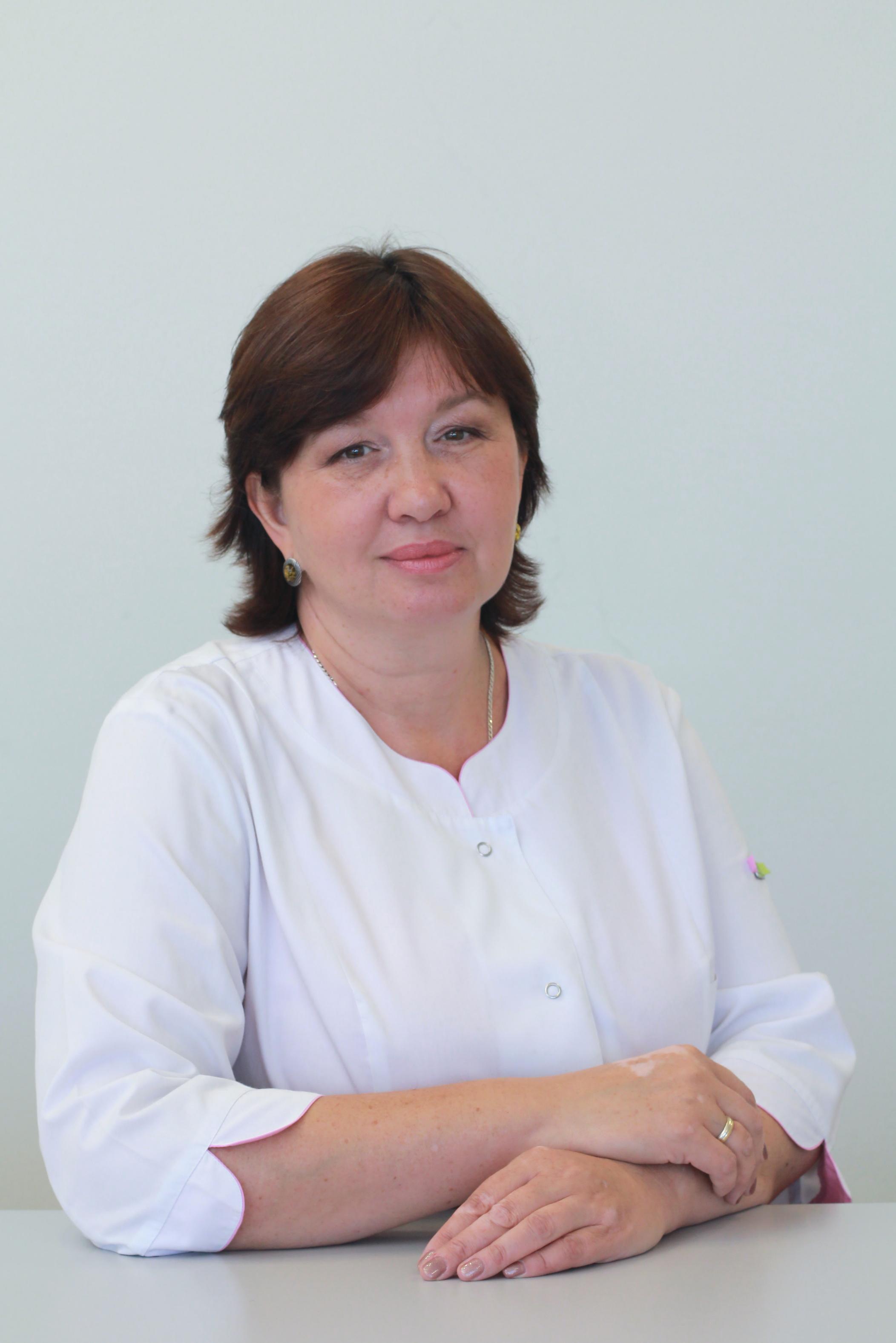 Василенко Елена Альбертовна