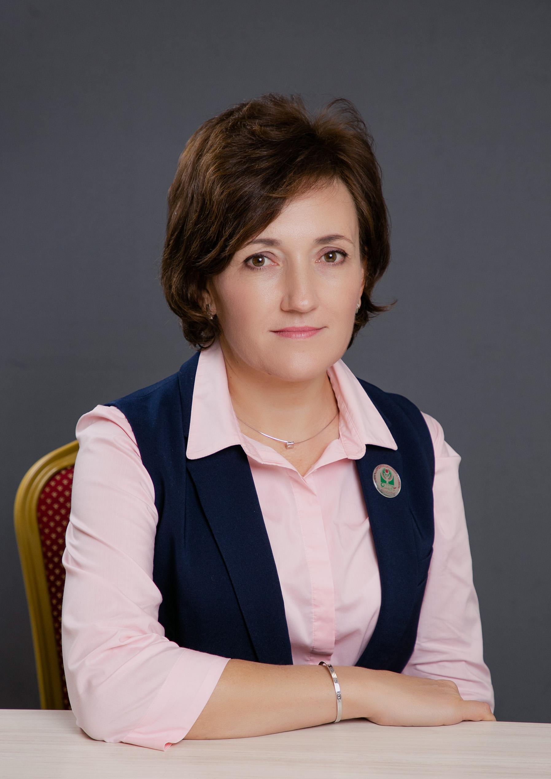 Балацан Галина Александровна