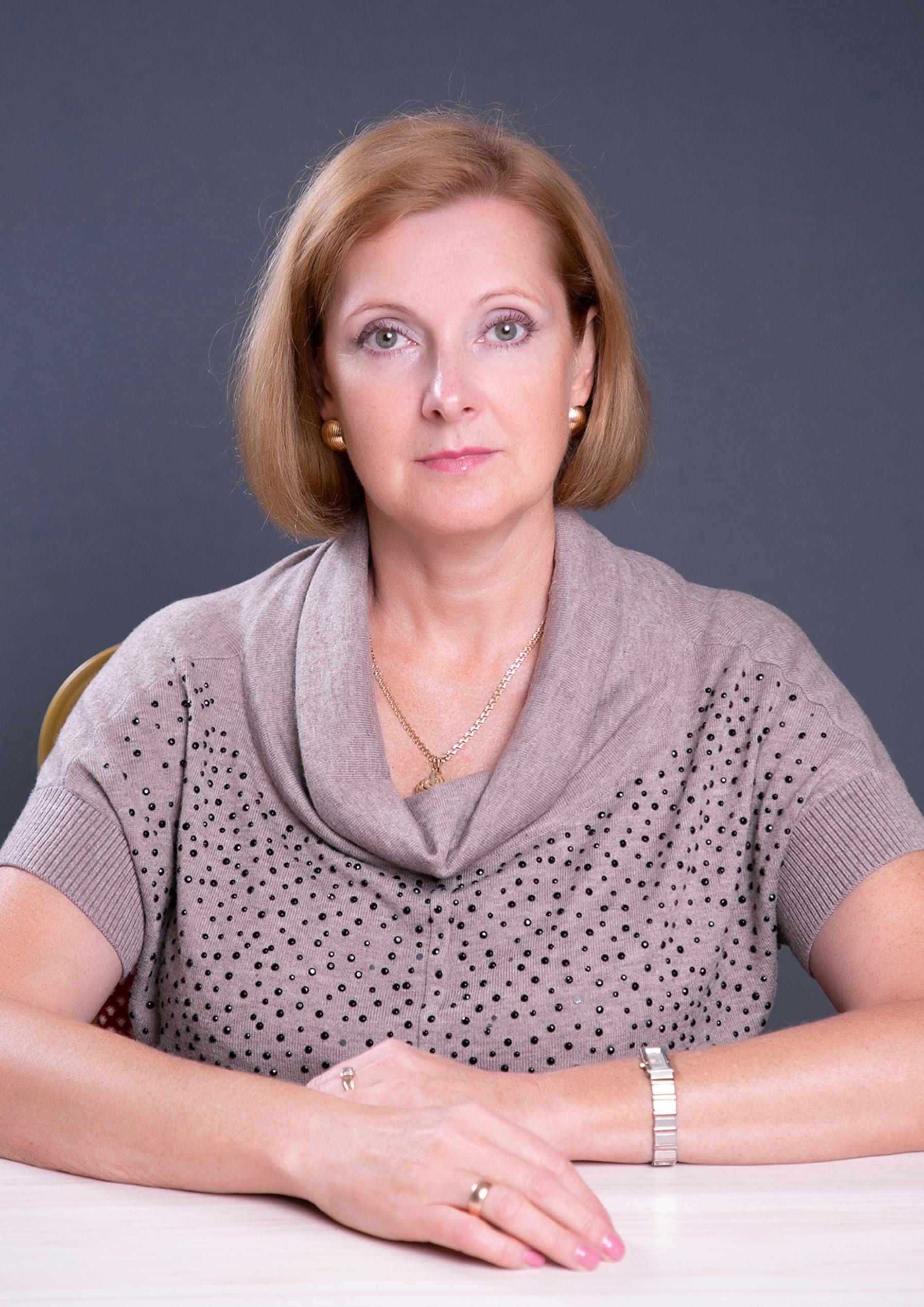 Баландина Анна Владимировна