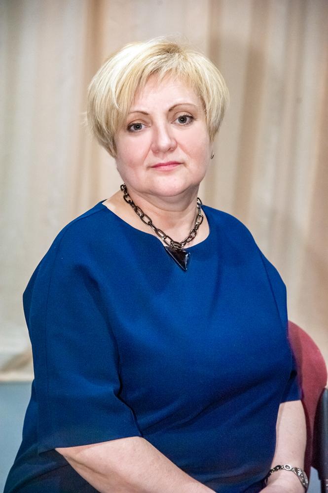 Белочкина Алла Васильевна