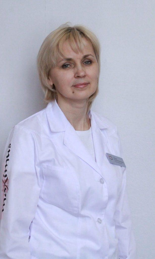 Черных Марина Евгеньевна