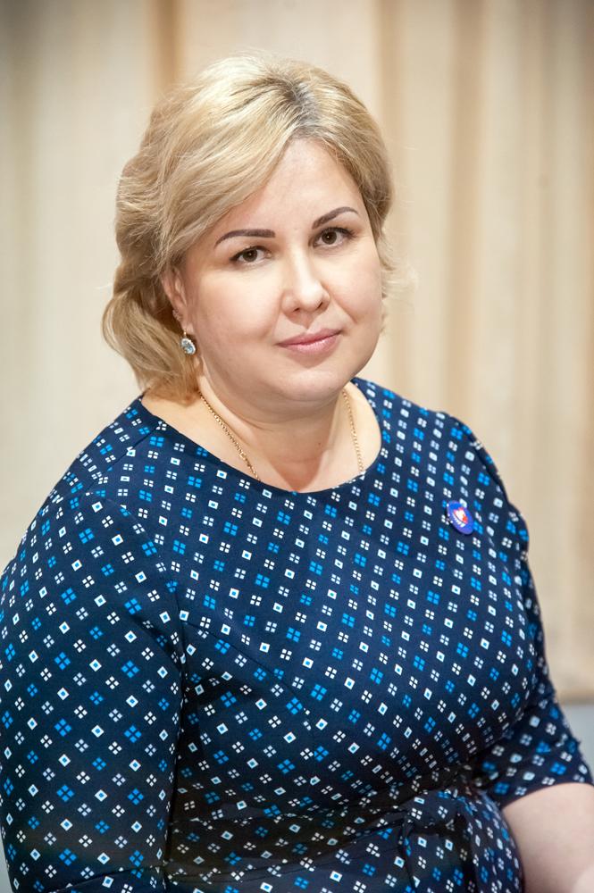 Десятниченко Елена Николаевна