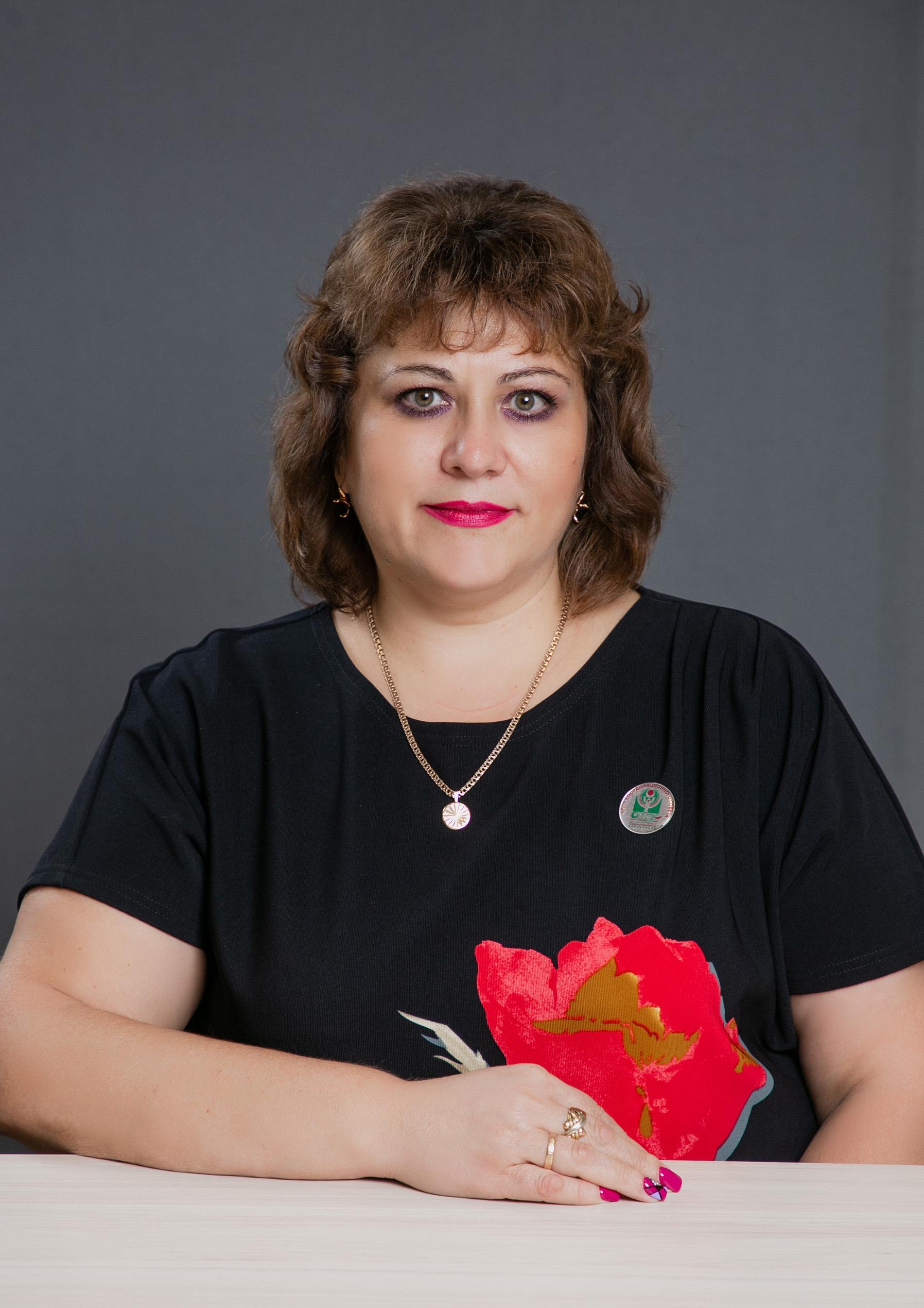 Дорошенко Марина Юрьевна