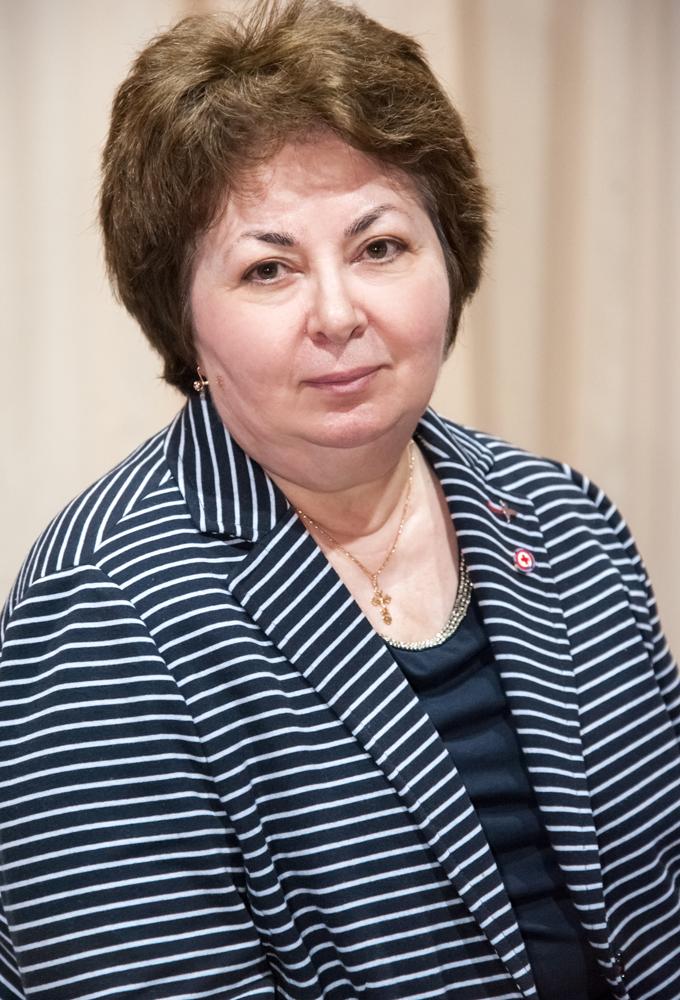Егорова Римма Александровна
