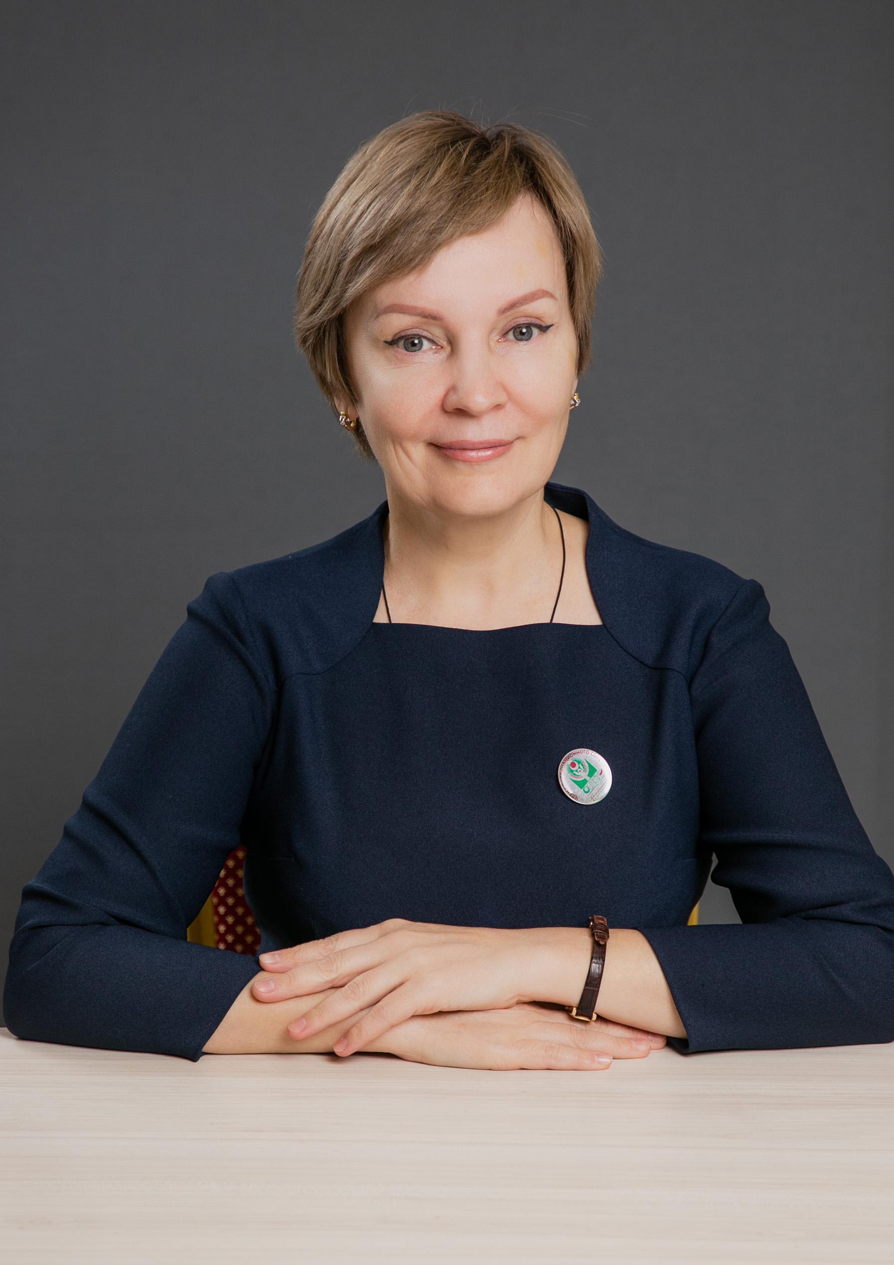 Кобкова Лариса Викторовна