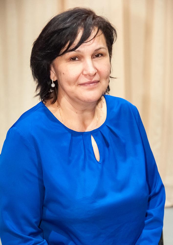 Кравцова Ирина Глебовна