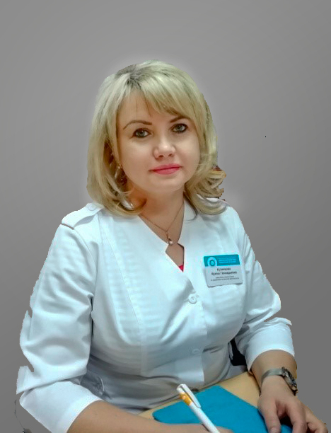 Кузнецова Ирина Геннадьевна