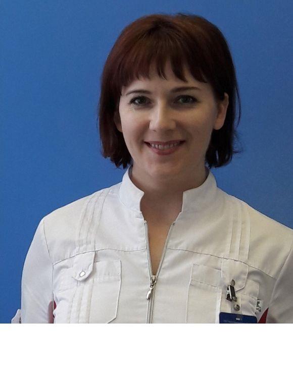 Ненич Олеся Николаевна