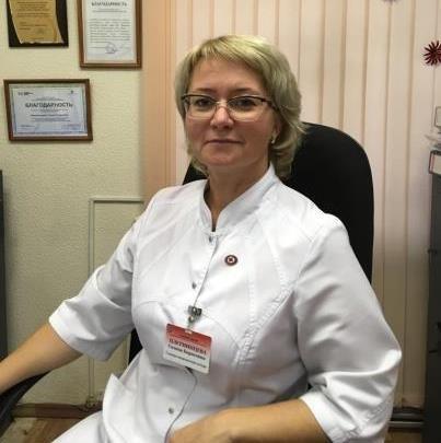 Плетминцева Галина Борисовна