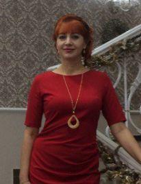 Ракитина Лариса Евгеньевна