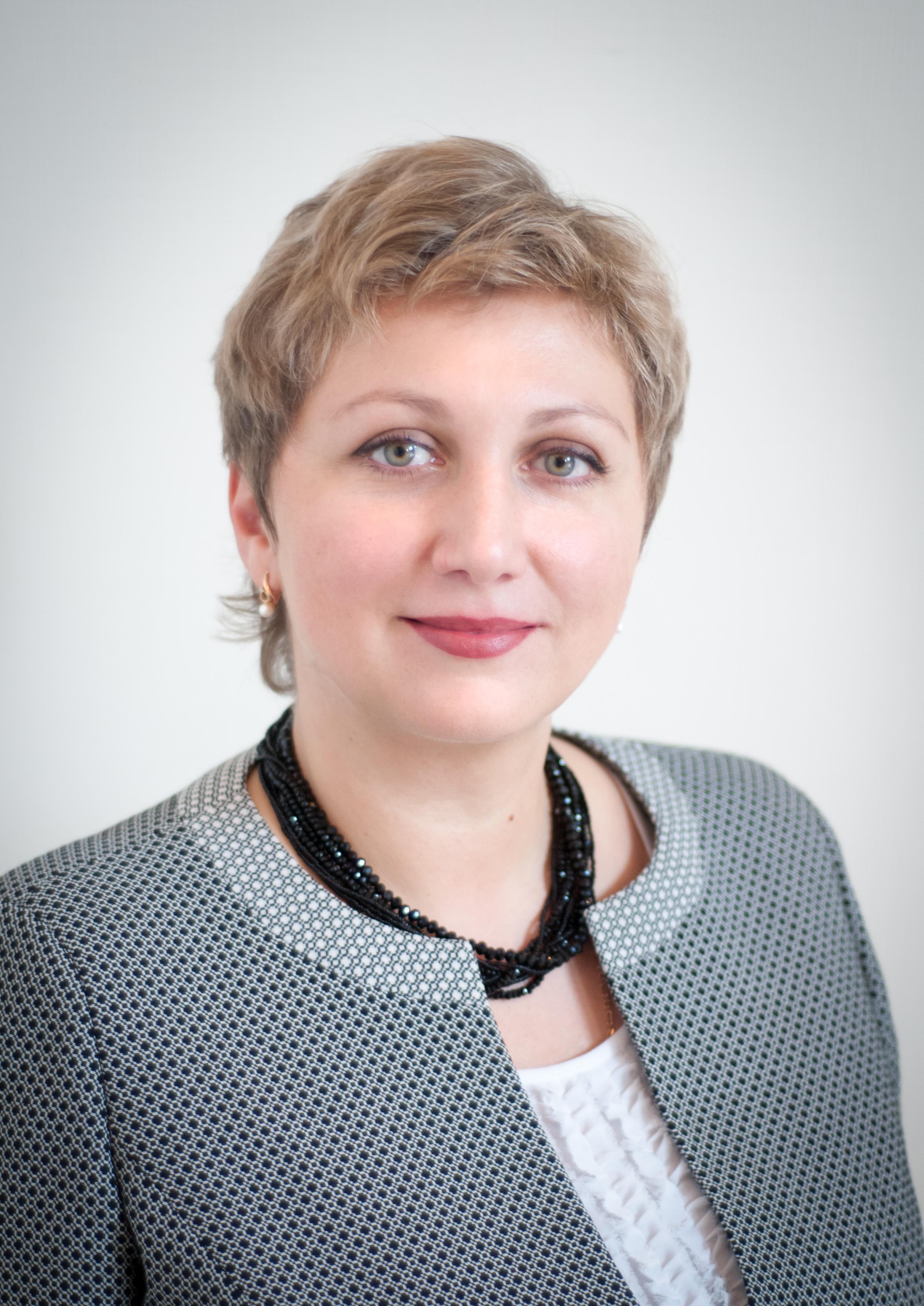 Савинцева Елена Ивановна