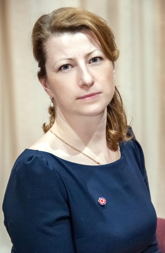 Щербакова Ольга Витальевна