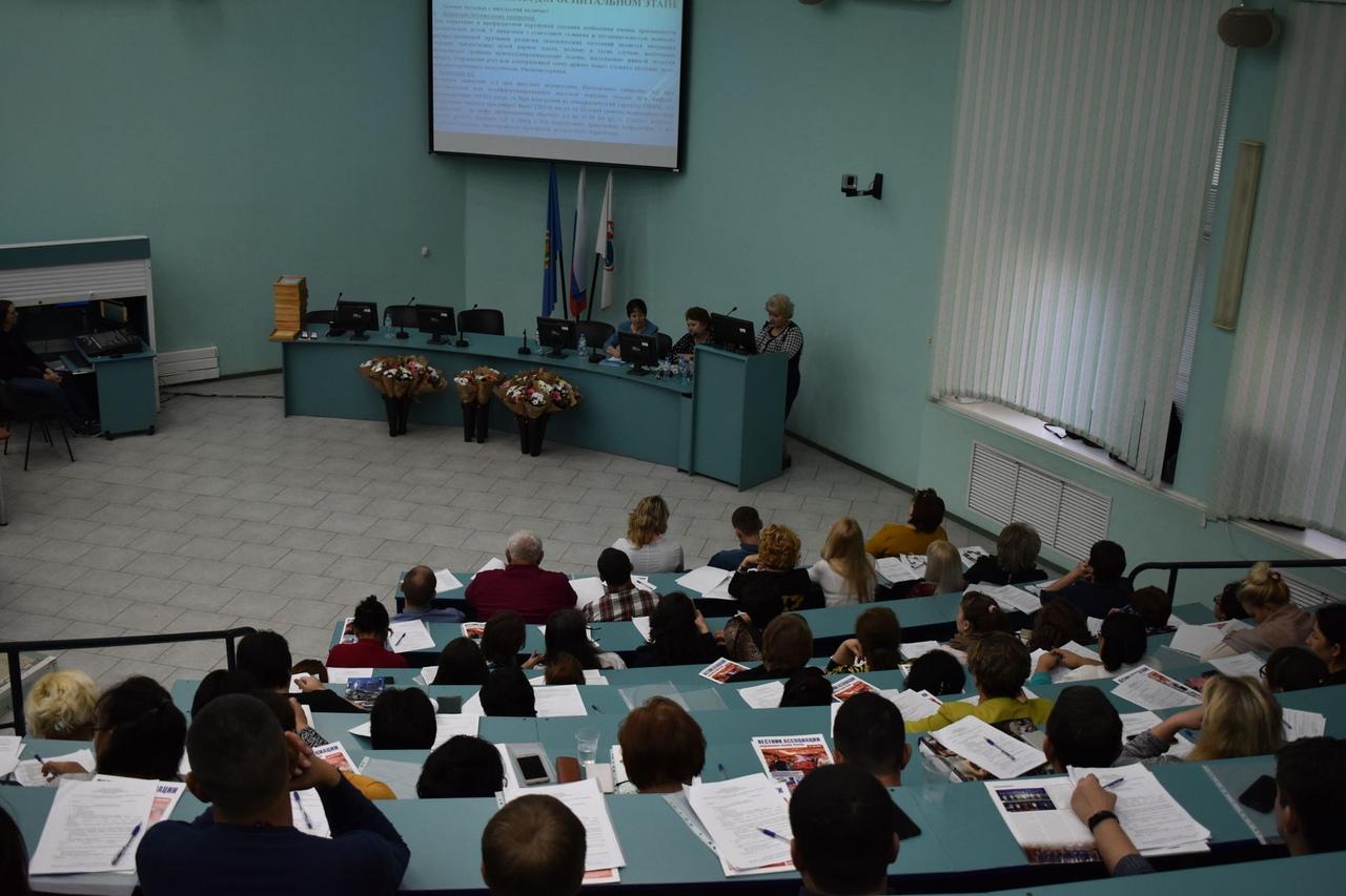 15 ноября - участники конференции обсудили актуальные вопросы в работе фельдшера СМП
