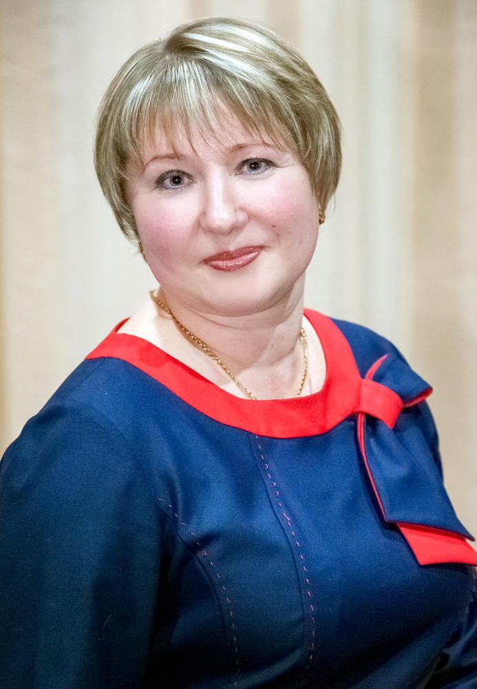 Сухина Елена Николаевна