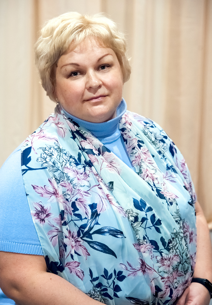 Талимонова Елена Анатольевна