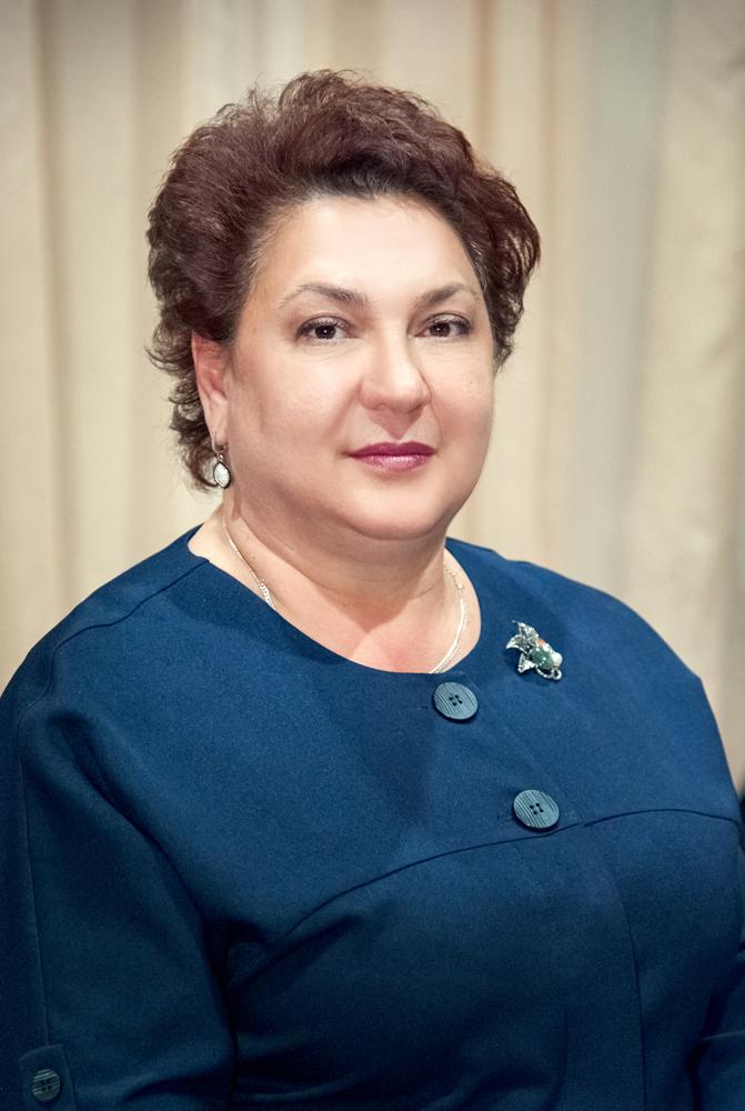 Варфоломеева Ирина Михайловна