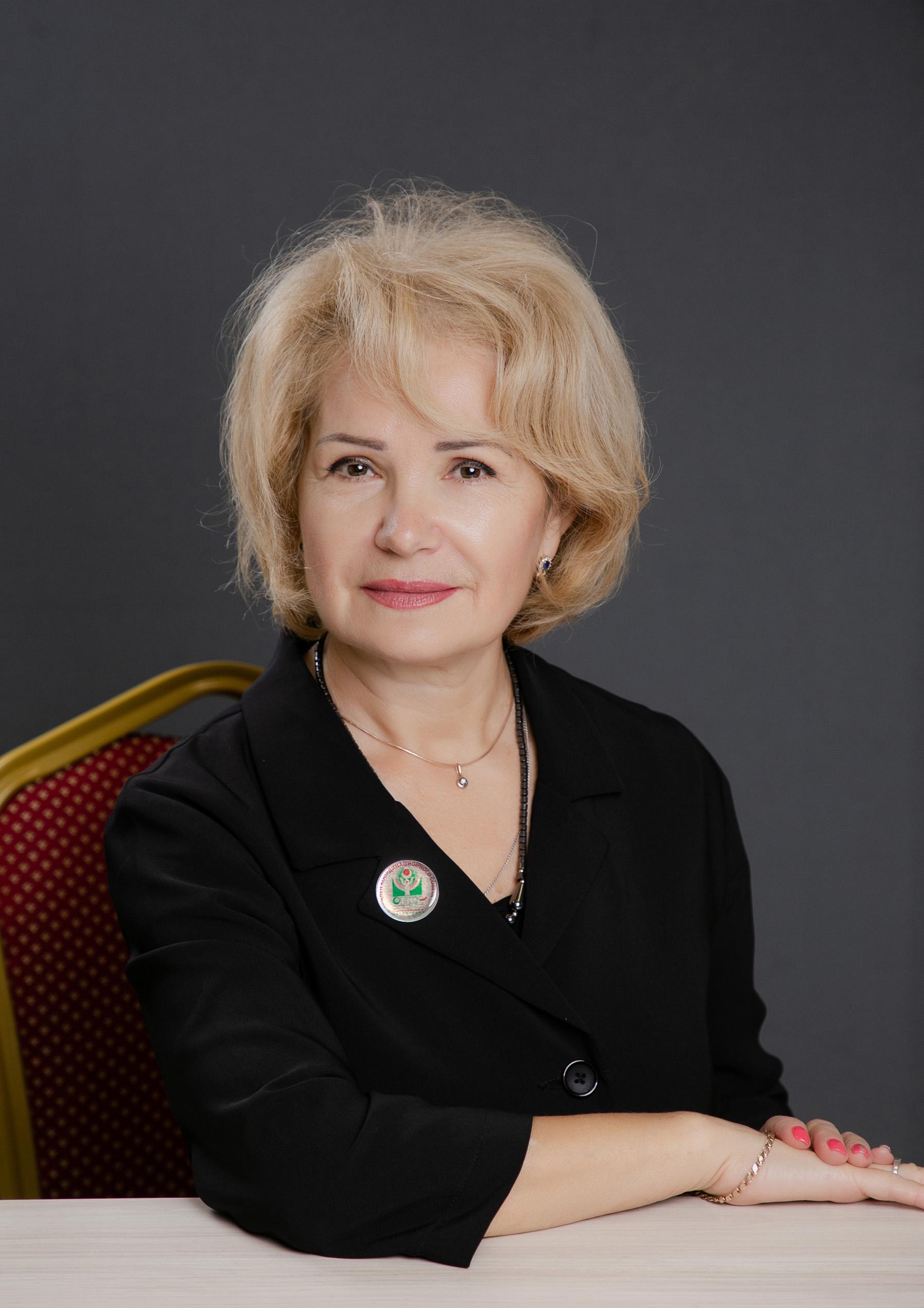 Вергай Лилия Васильевна