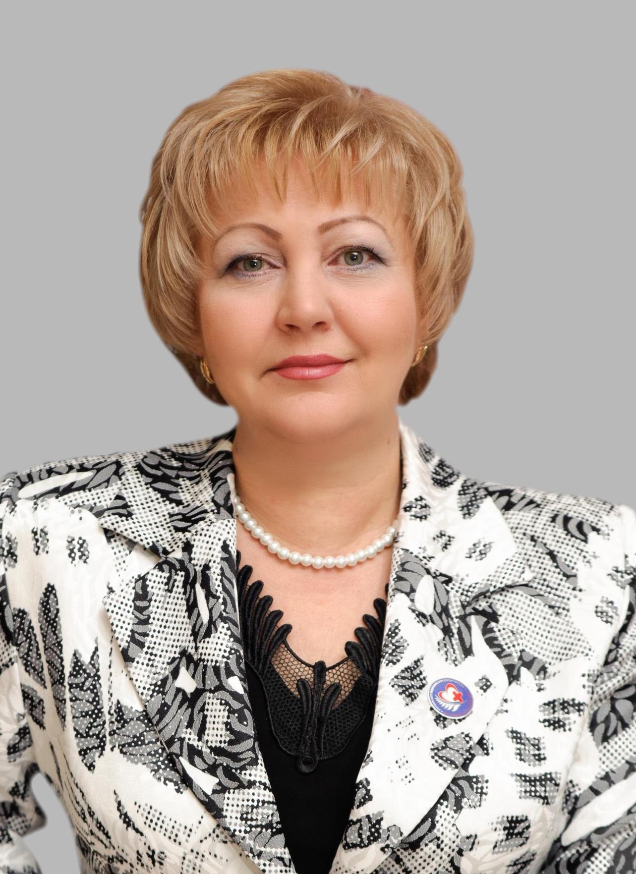 Зорина Татьяна Александровна