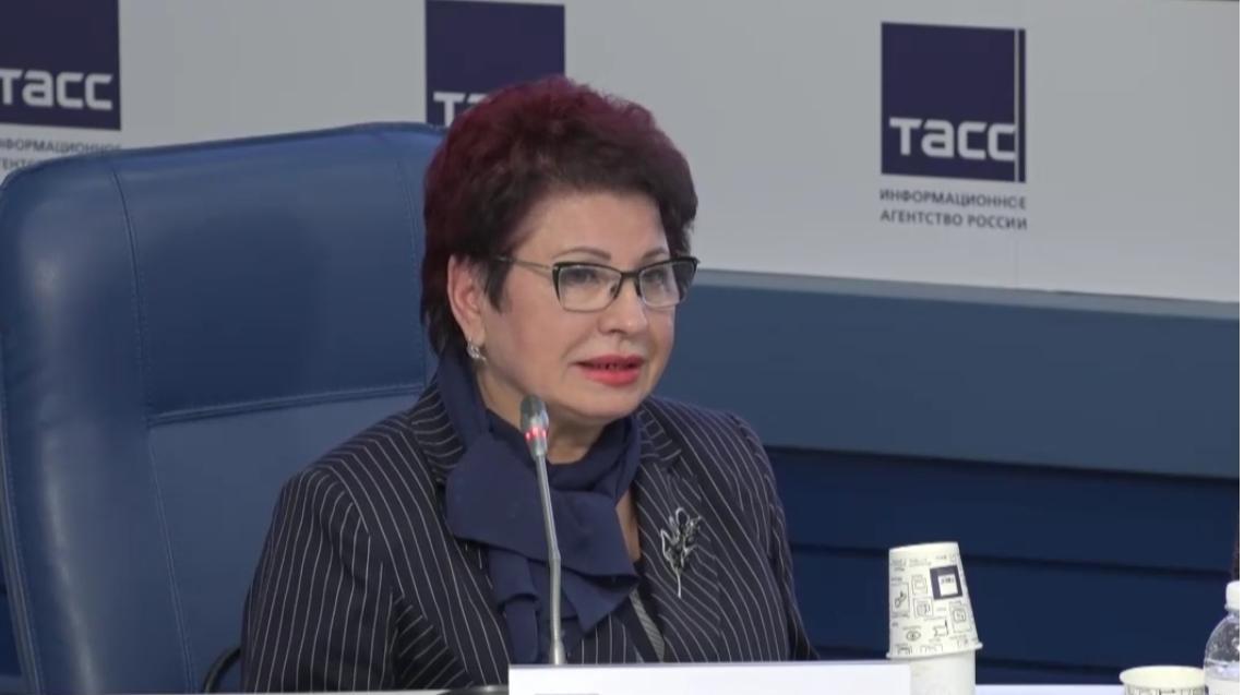Президент РАМС В.А. Саркисова приняла участие в пресс-конференции ТАСС, приуроченной к Всемирному дню безопасности пациента